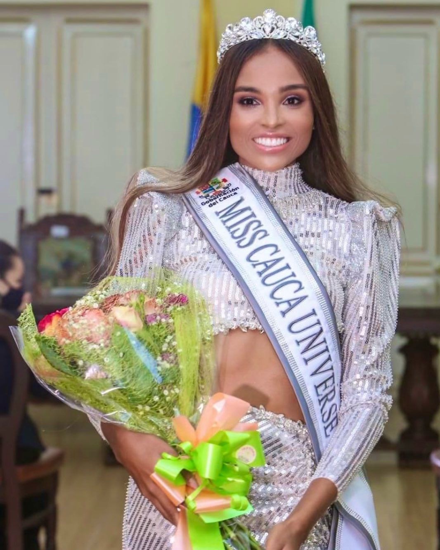 "barbara ""barbie"" rodriguez, top 6 de miss colombia universo 2020. 12313510"