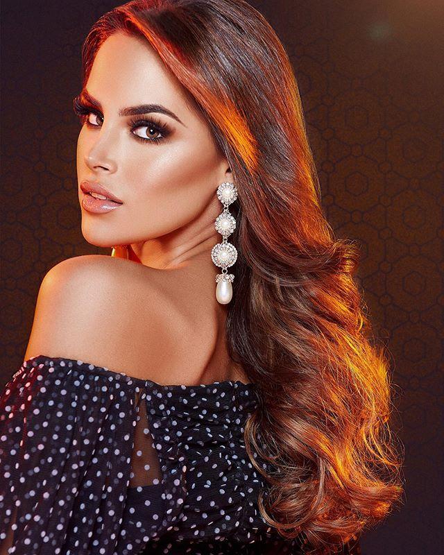 andrea de las heras, miss grand spain 2020/miss europe 2019. - Página 2 12323210