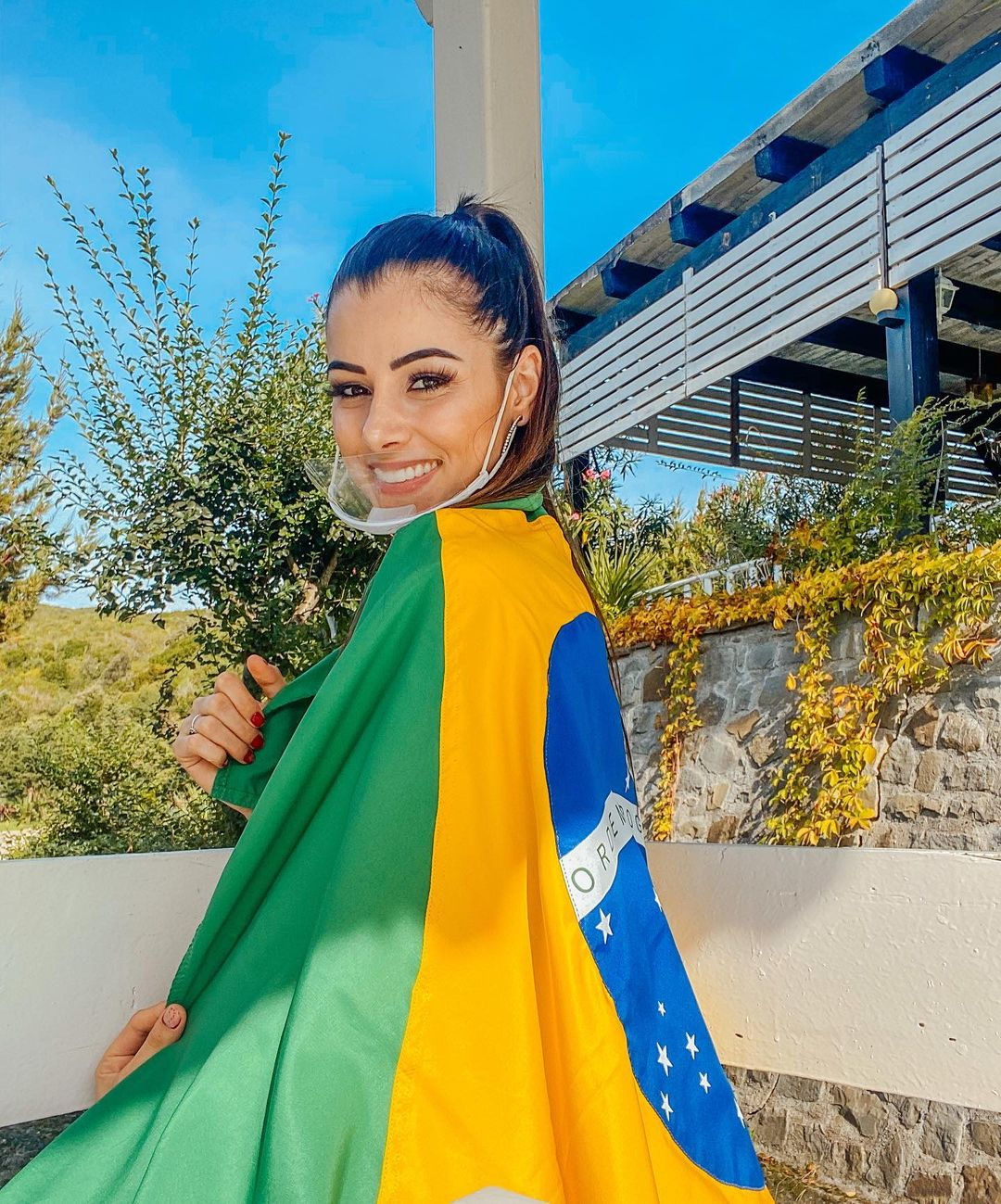 thawany faria, 3rd runner-up de the miss globe 2020. - Página 2 12329510