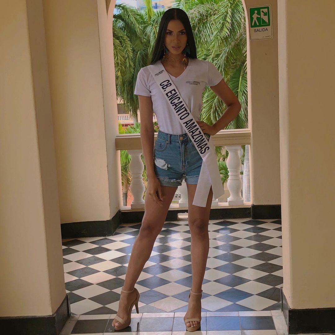 dayana cardenas, top 6 de miss colombia universo 2020. - Página 3 12338810