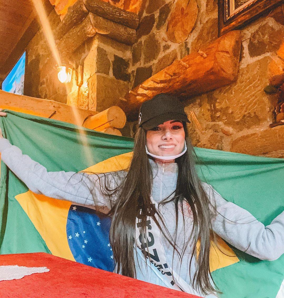 thawany faria, 3rd runner-up de the miss globe 2020. - Página 2 12353810