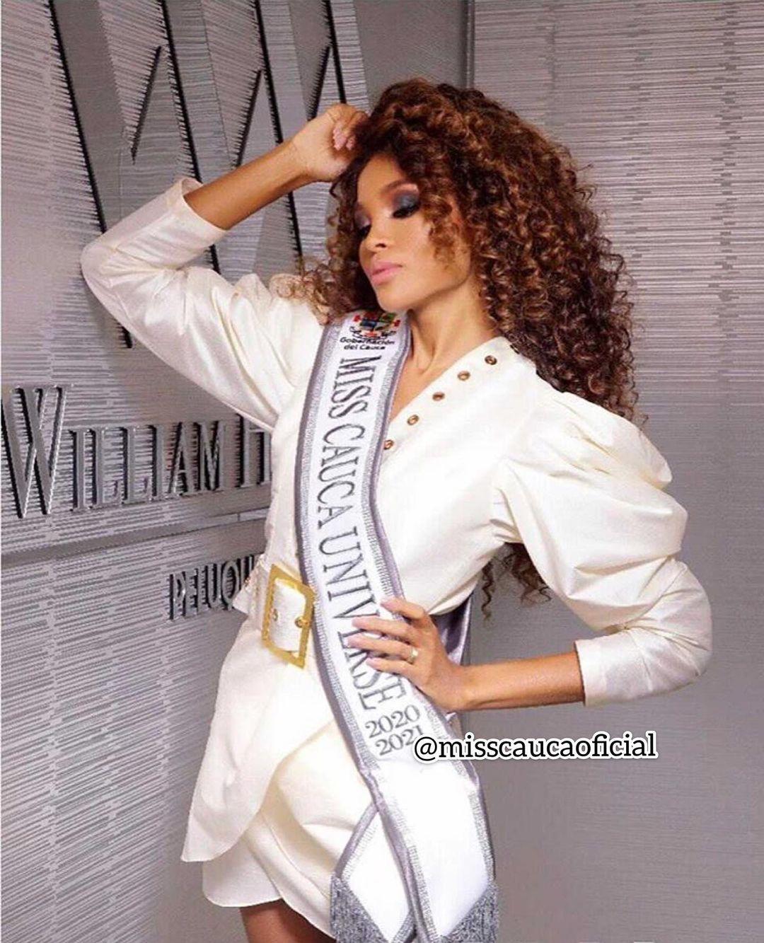"barbara ""barbie"" rodriguez, top 6 de miss colombia universo 2020. 12361110"