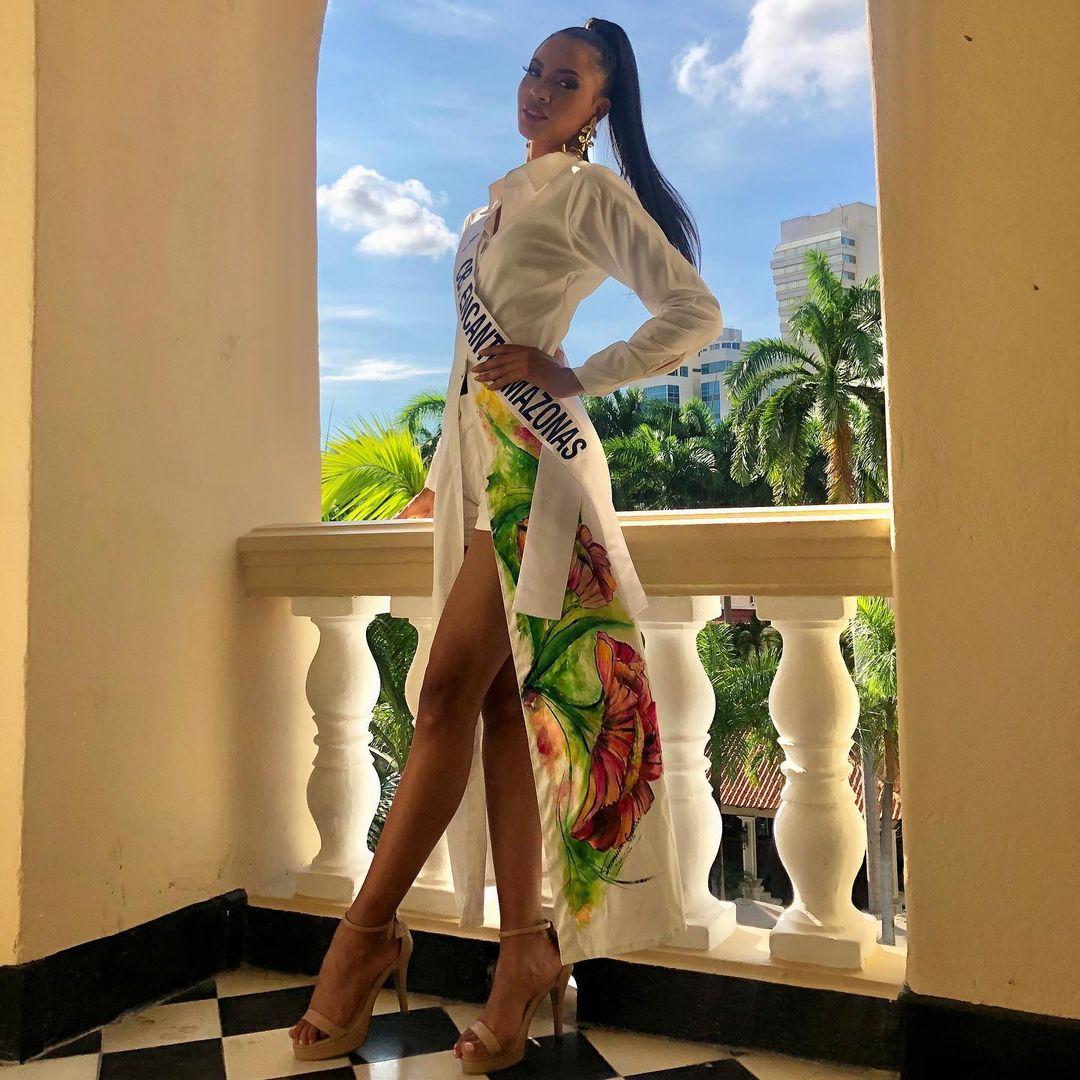 dayana cardenas, top 6 de miss colombia universo 2020. 12415210