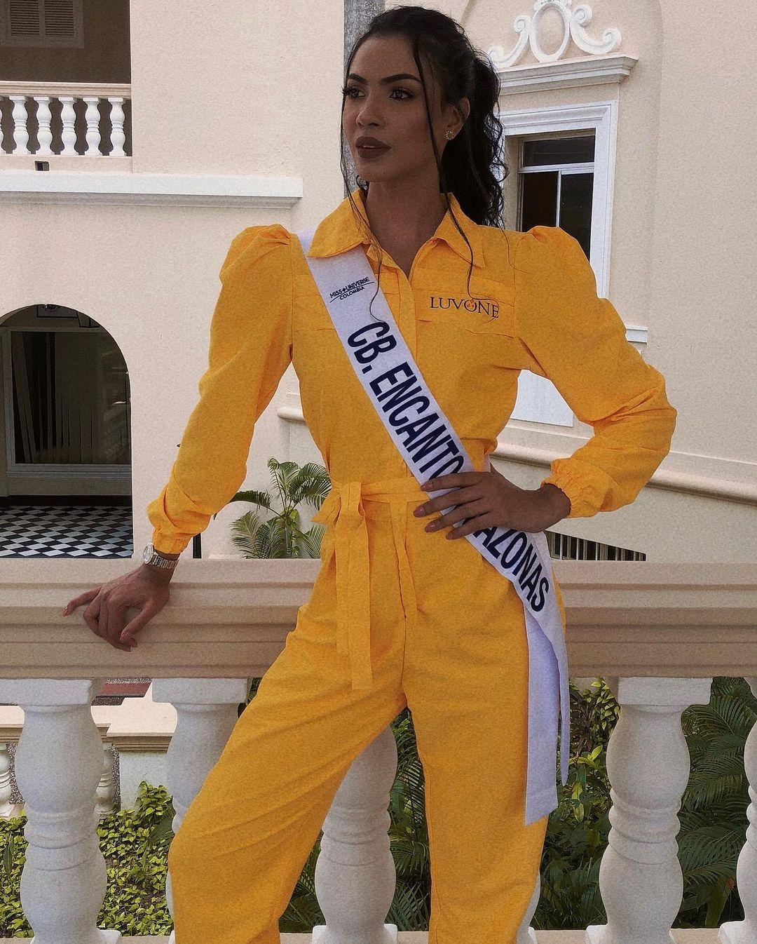 dayana cardenas, top 6 de miss colombia universo 2020. 12483910