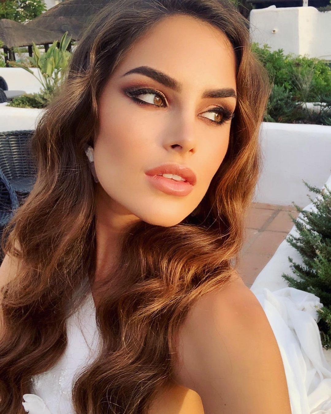 andrea de las heras, miss grand spain 2020/miss europe 2019. - Página 3 12550610