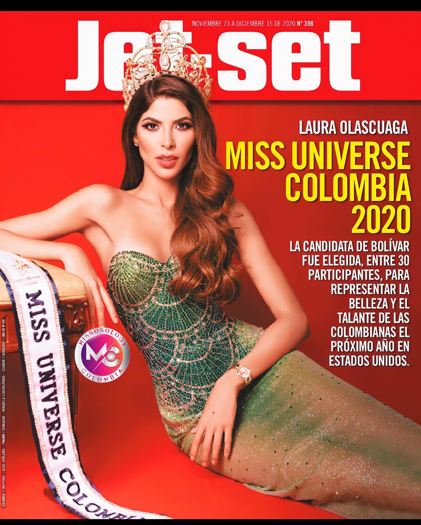 laura olascuaga, miss colombia universo 2020. - Página 5 12605110