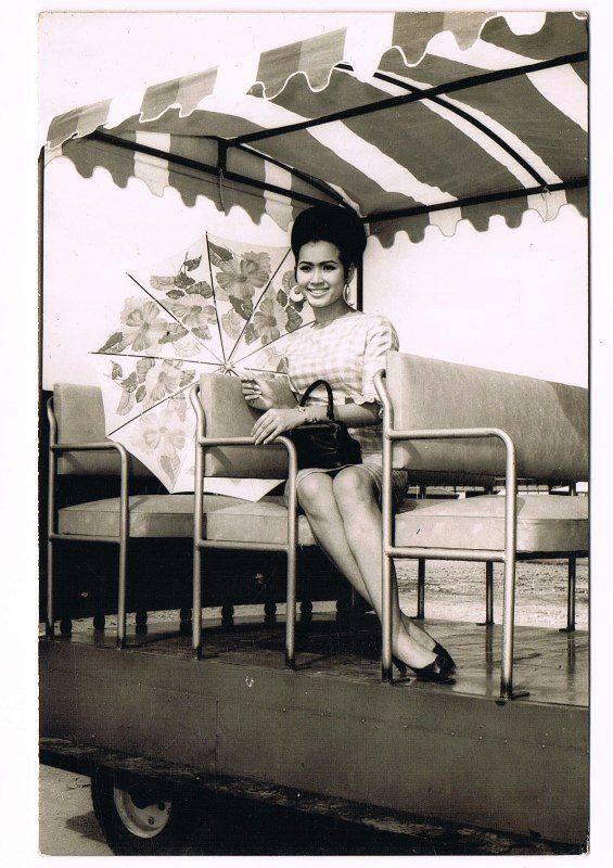 apasra hongsakula, miss universe 1965.  12670610