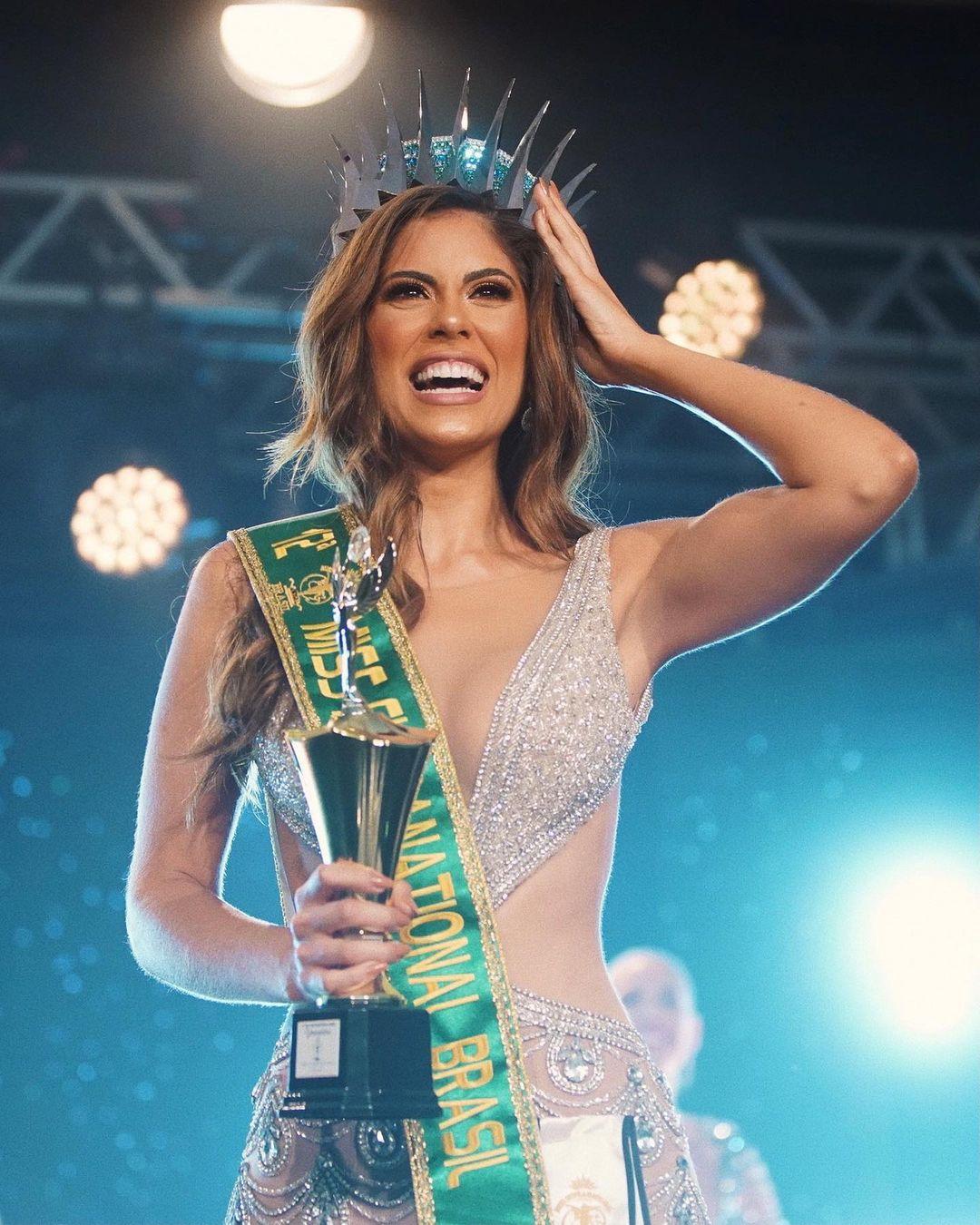 deise benicio, miss supranational brazil 2020/top 10 de miss international 2014. - Página 17 12814310