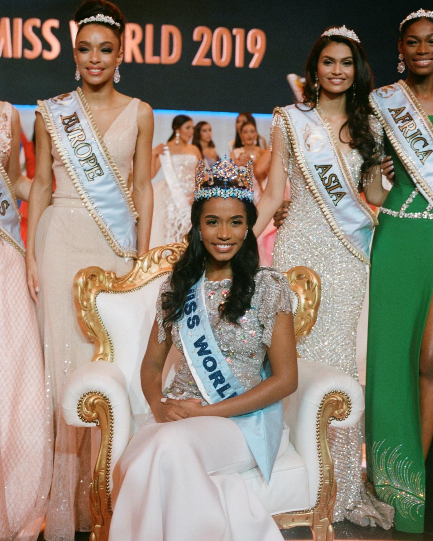 toni-ann singh, miss world 2019. 12819810
