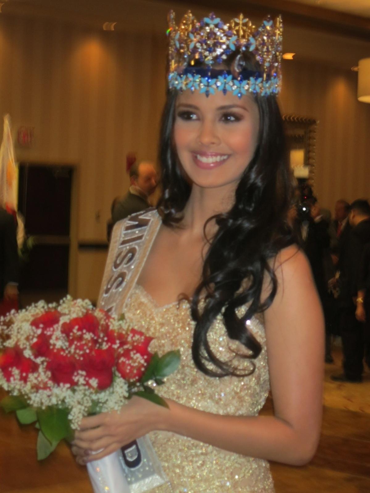 megan young, miss world 2013. - Página 3 12a5b110