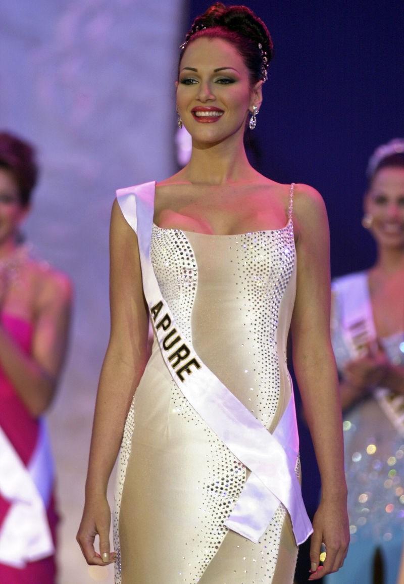 eva ekvall, 3rd runner-up de miss universe 2001. † - Página 4 13353310