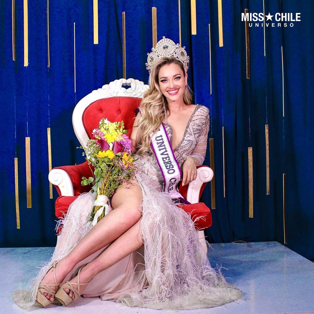 daniela nicolas, miss chile universo 2020. - Página 2 13504391