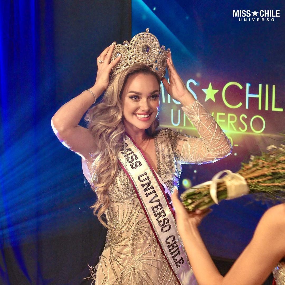 daniela nicolas, miss chile universo 2020. - Página 2 13504392