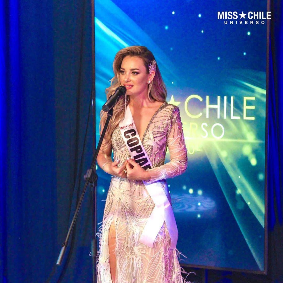 daniela nicolas, miss chile universo 2020. - Página 2 13504393
