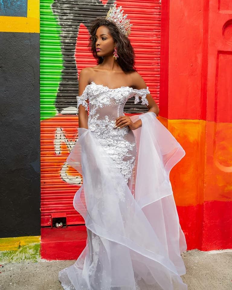 miqueal-symone williams, miss universe jamaica 2020. - Página 3 13754410
