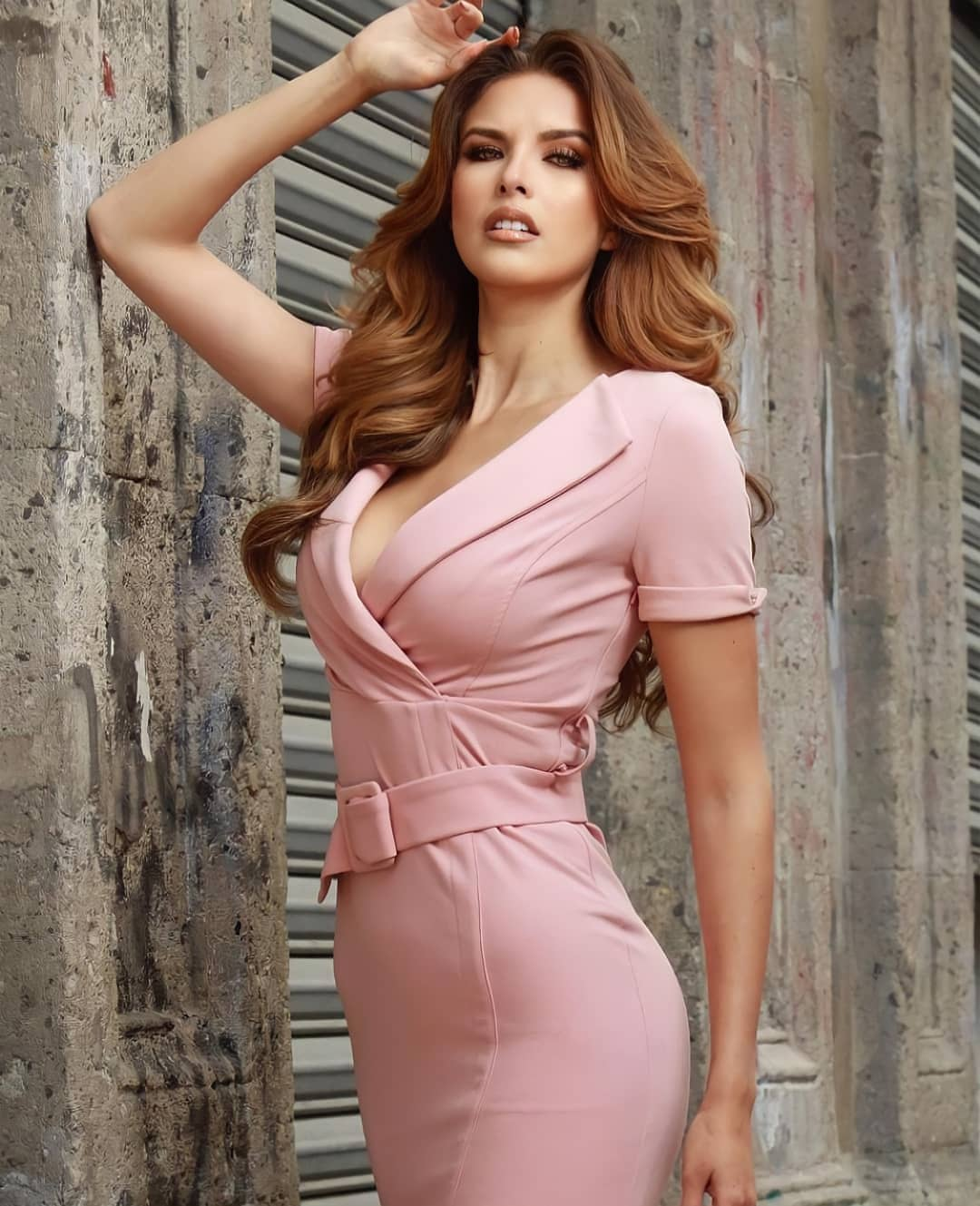 ana karen bustos gonzales, miss charm mexico 2020/miss earth mexico 2017. - Página 28 13756913