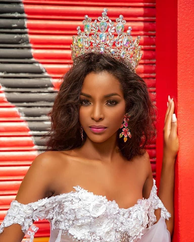 miqueal-symone williams, miss universe jamaica 2020. - Página 2 13808610