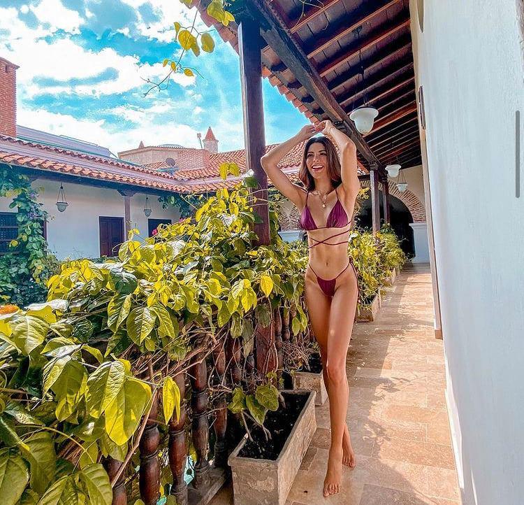 laura olascuaga, miss colombia universo 2020. - Página 8 13947510