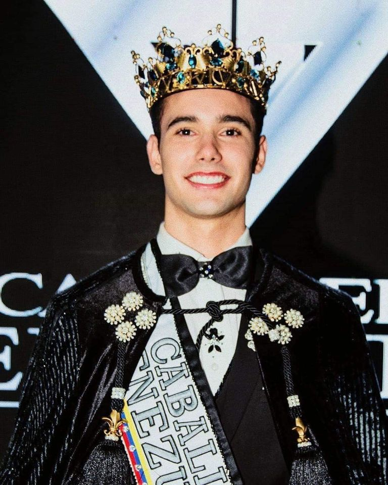 luis bermudez, mr international venezuela 2020. 13956319