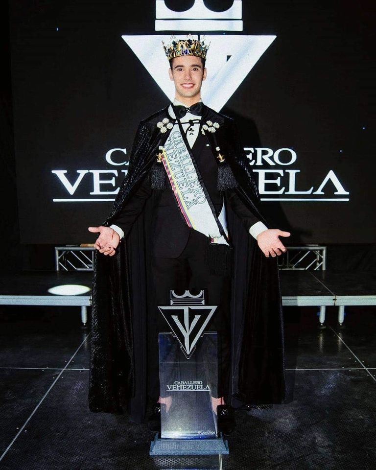 luis bermudez, mr international venezuela 2020. 13956321