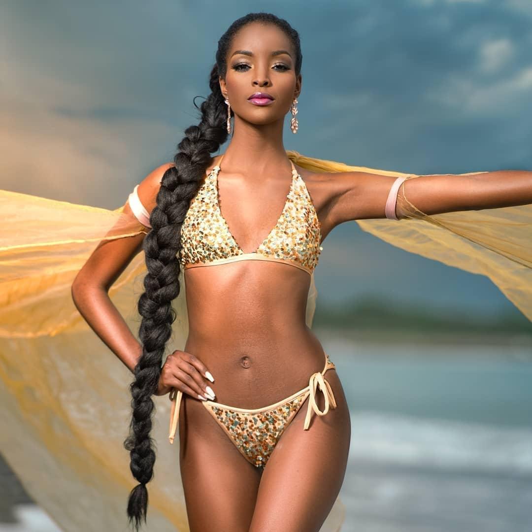 miqueal-symone williams, miss universe jamaica 2020. - Página 2 14361410