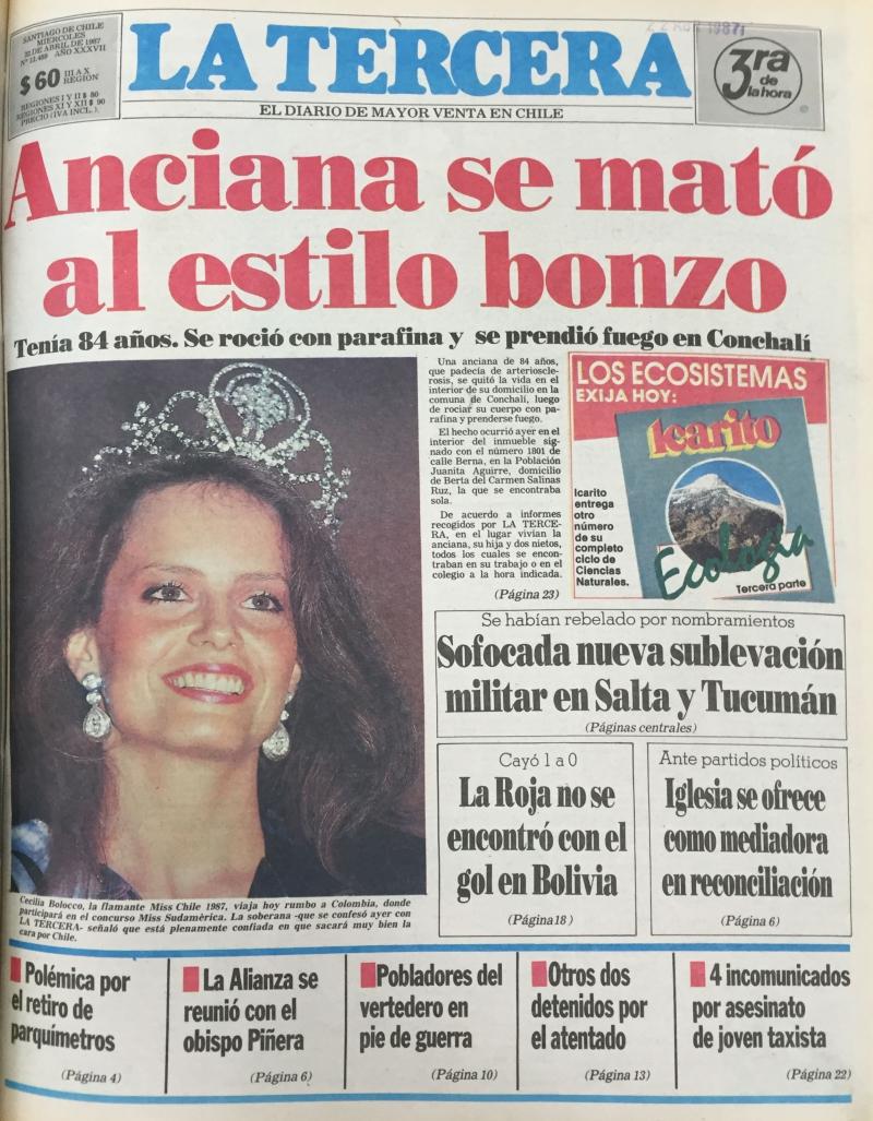 cecilia bolocco, miss universe 1987. - Página 3 14956510