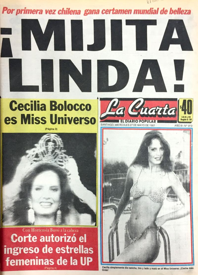 cecilia bolocco, miss universe 1987. - Página 3 14956511