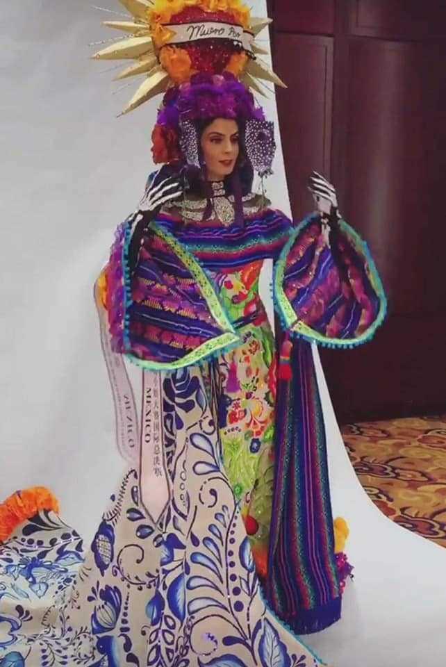 mariana berumen, top 36 de miss model of the world 2018/top 15 de miss world 2012 - Página 7 152feb10
