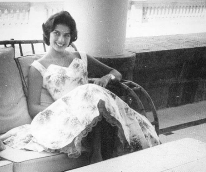 gladys zender, miss universe 1957. primera latina a vencer este concurso. - Página 4 15748610