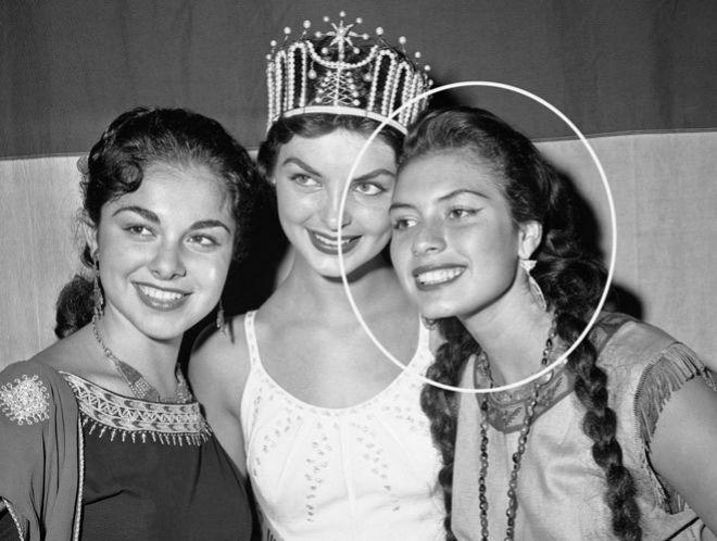 gladys zender, miss universe 1957. primera latina a vencer este concurso. - Página 4 15748611