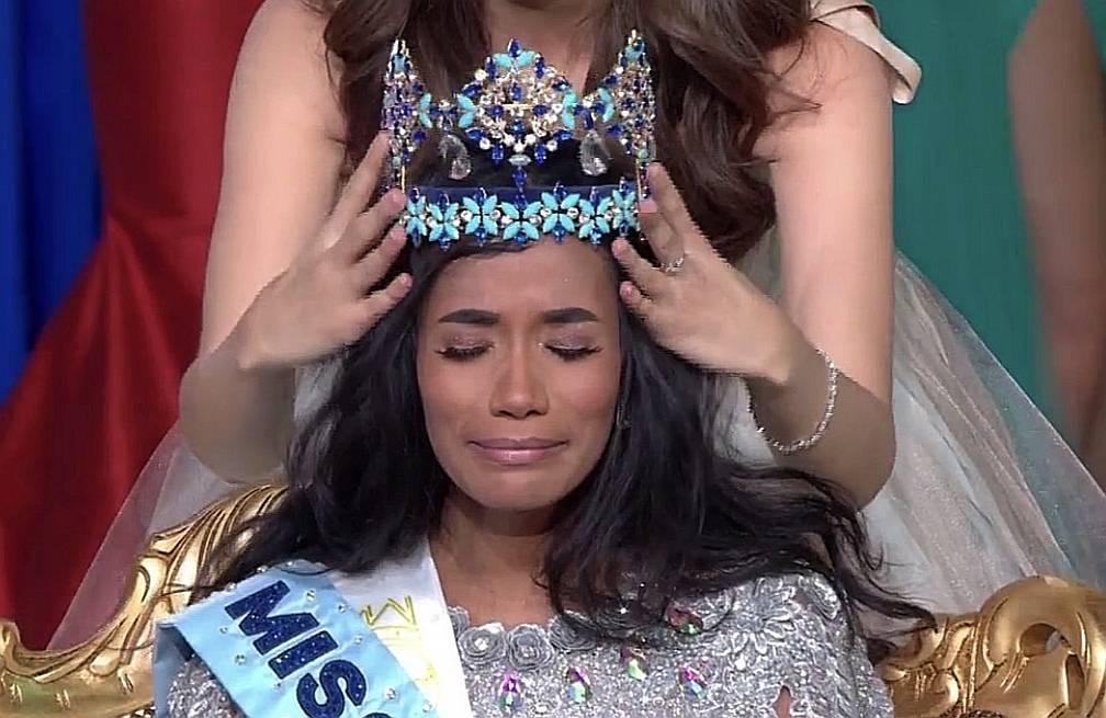 toni-ann singh, miss world 2019. - Página 2 15752710