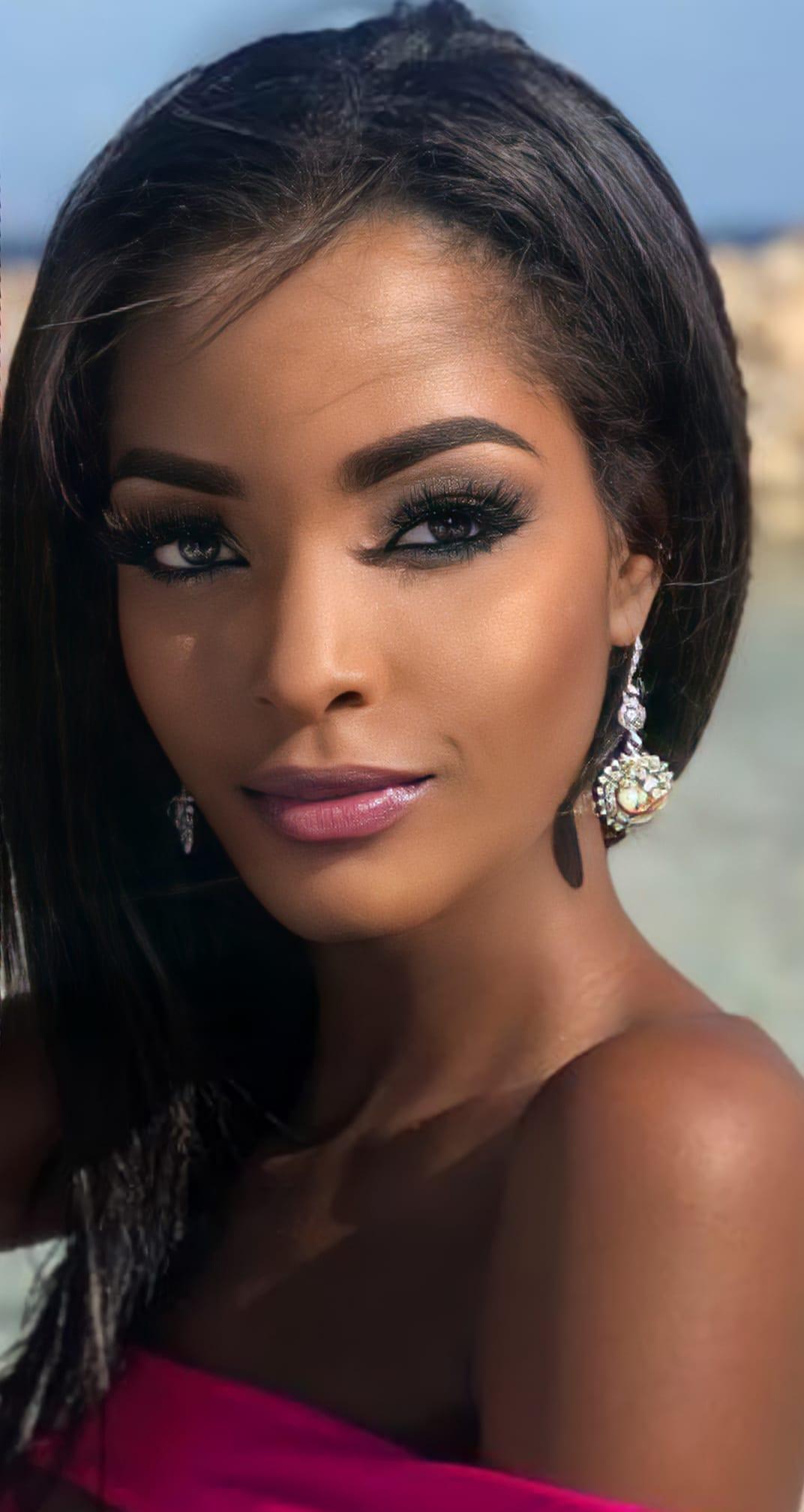 miqueal-symone williams, miss universe jamaica 2020. - Página 3 15827410