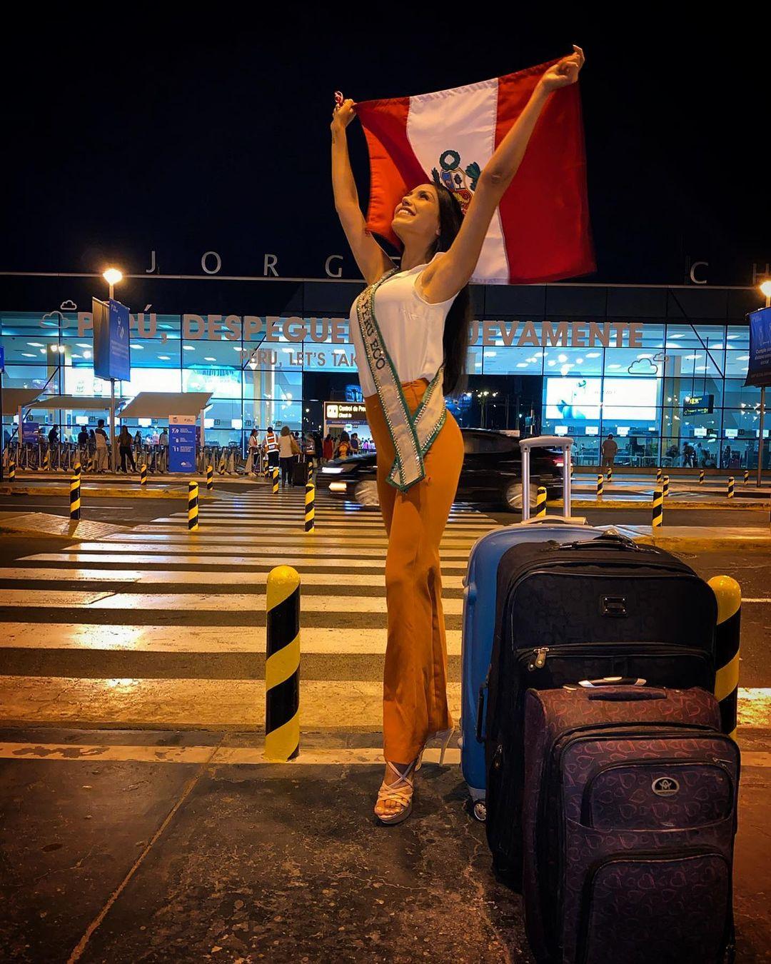 leslie reyna, miss eco peru 2021/miss supranational peru 2017. - Página 9 15999210