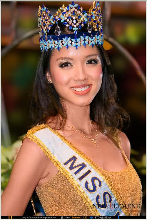 zilin zhang, miss world 2007. - Página 11 1609e410