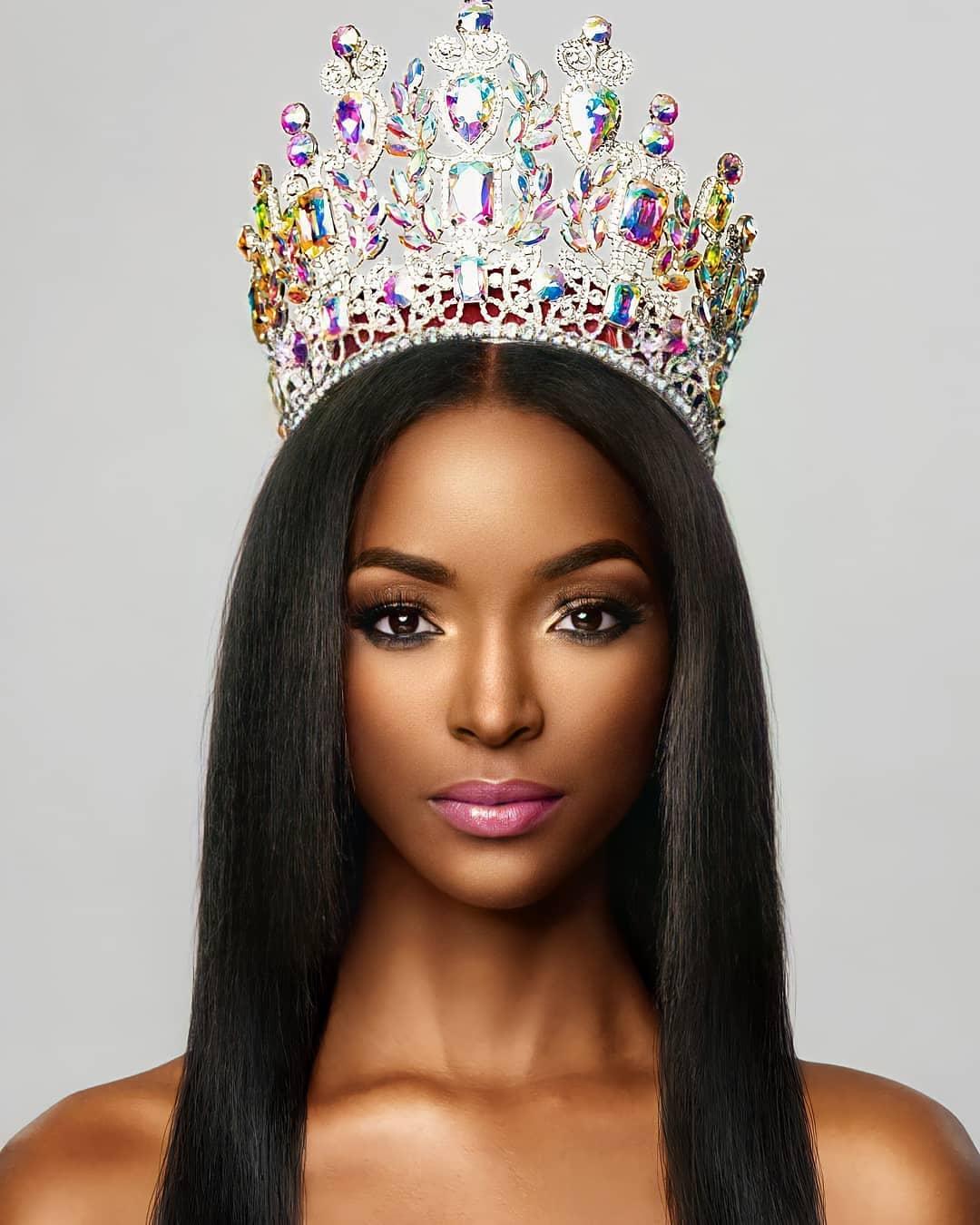 miqueal-symone williams, miss universe jamaica 2020. - Página 3 16132210