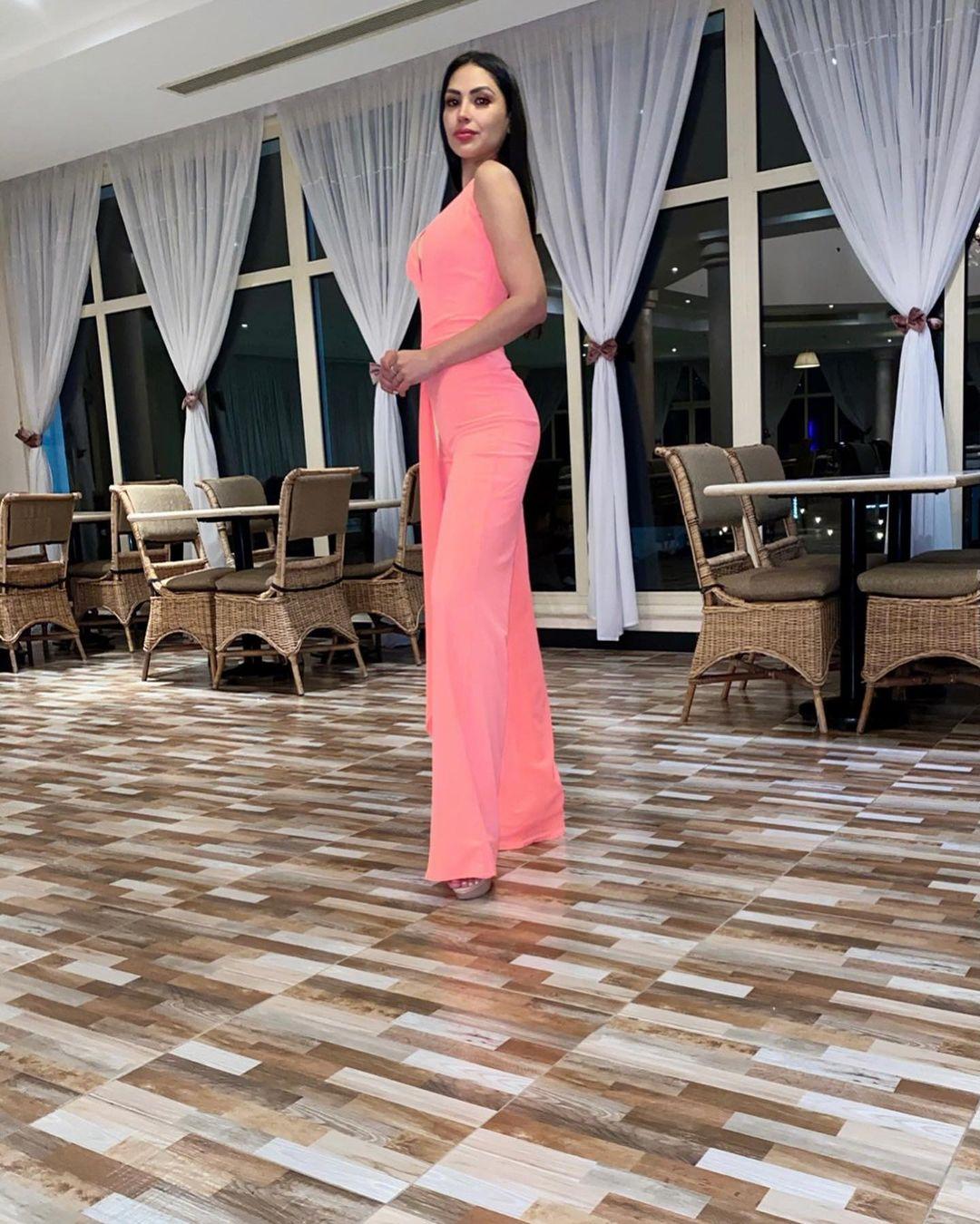 leslie reyna, miss eco peru 2021/miss supranational peru 2017. - Página 9 16137610