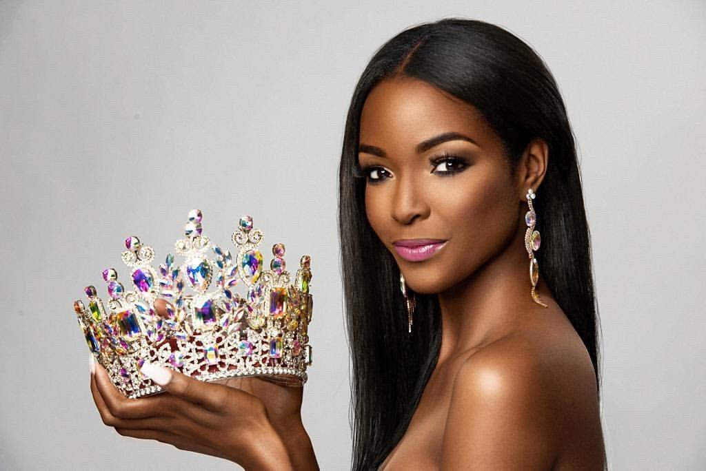 miqueal-symone williams, miss universe jamaica 2020. - Página 3 16146010