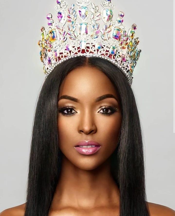 miqueal-symone williams, miss universe jamaica 2020. - Página 3 16282310