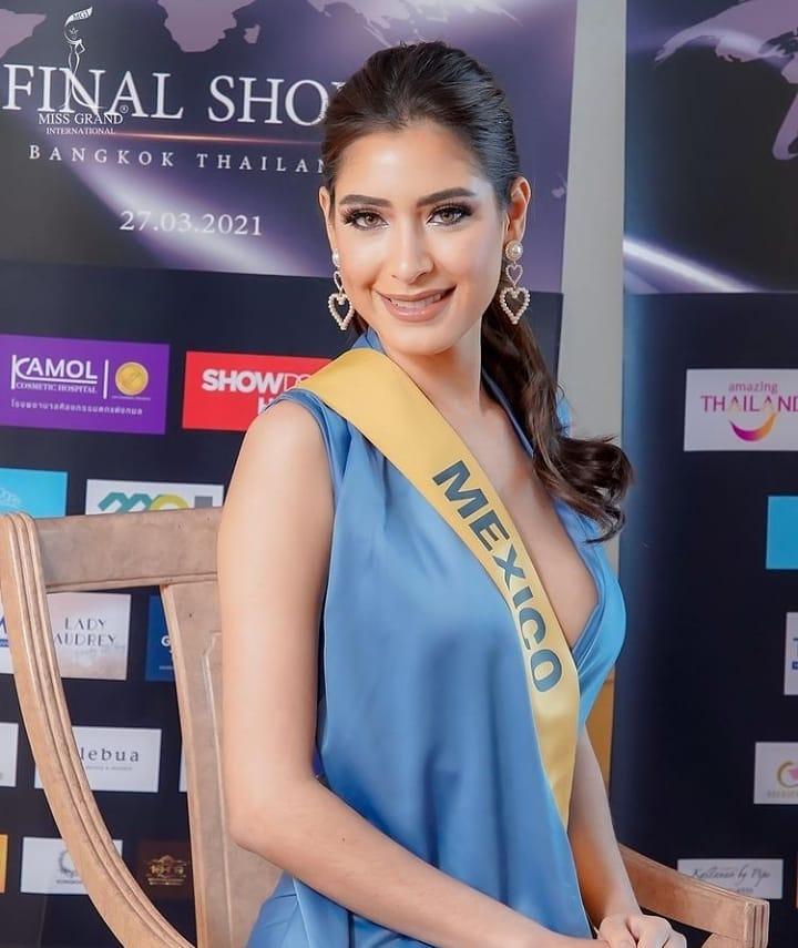 angela leon yuriar, top 21 de miss grand international 2020. - Página 29 16342410