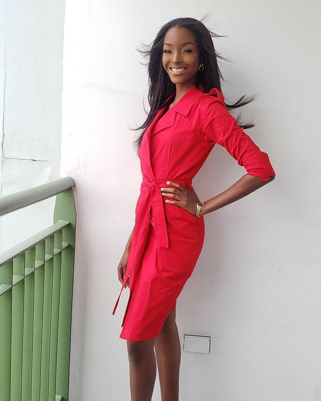 miqueal-symone williams, miss universe jamaica 2020. - Página 3 16711310