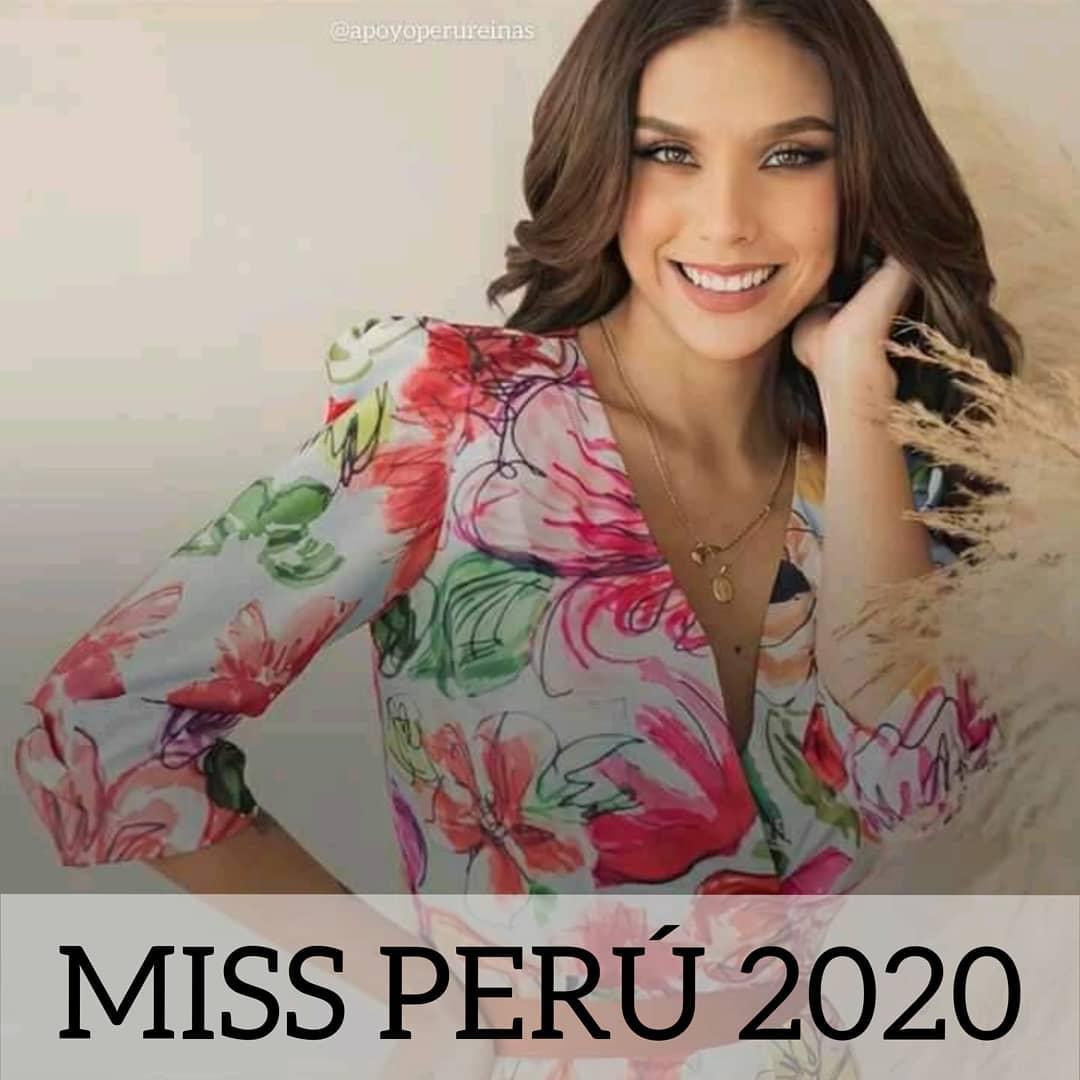 janick maceta, miss peru 2020/third runner-up de miss supranational 2019/1st runner-up de miss tourism 2017-2018.  - Página 23 17444610