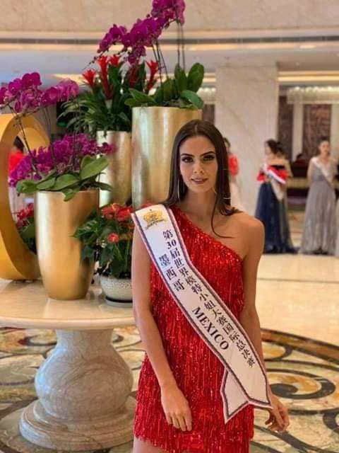 mariana berumen, top 36 de miss model of the world 2018/top 15 de miss world 2012 - Página 7 17a98e10