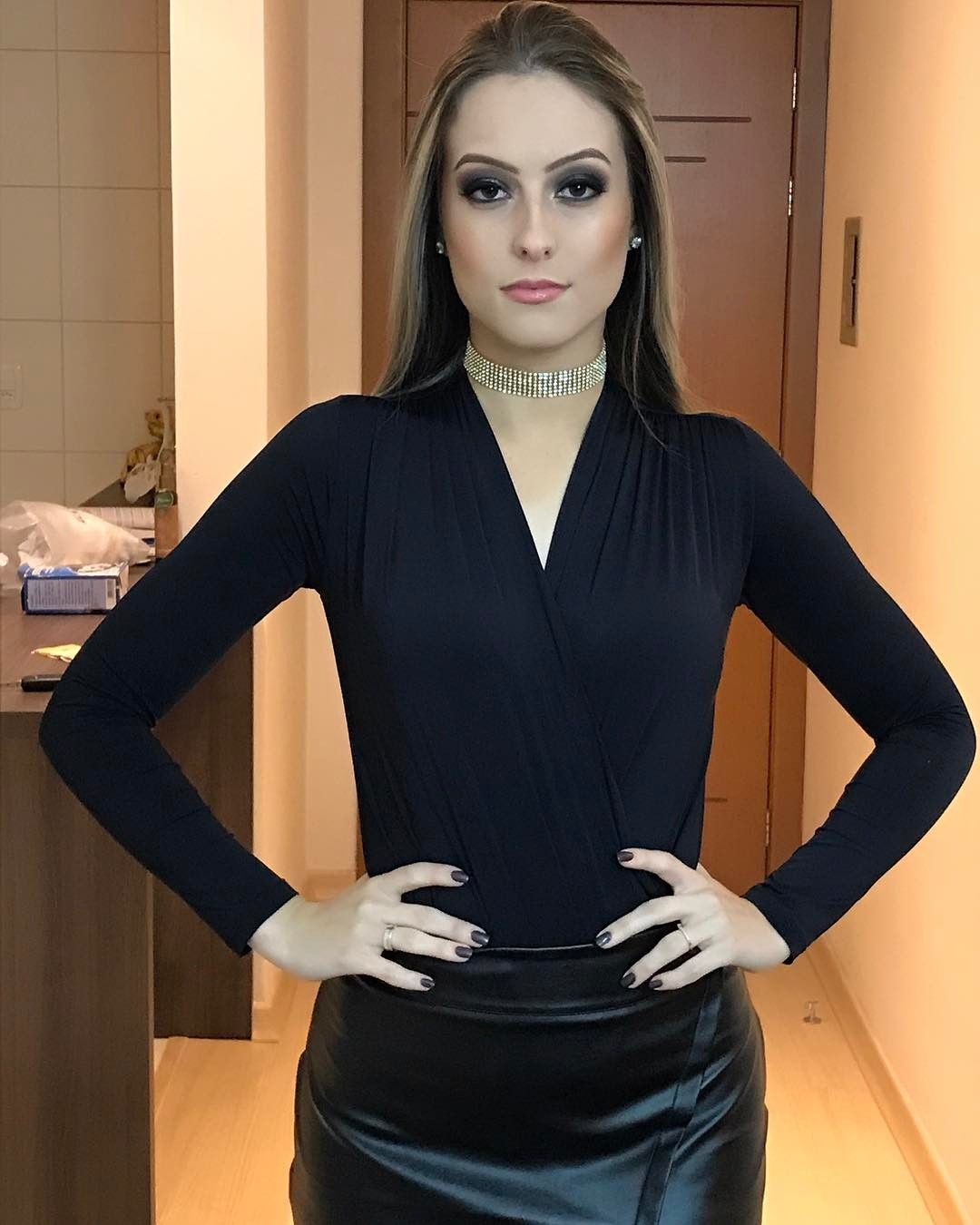 cristine boff sartor, segunda finalista de miss latinoamerica 2019. 18443310