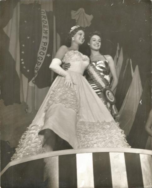 martha rocha, top 2 de miss universe 1954. primeira brasileira a participar de miss universe.†  - Página 4 18797110