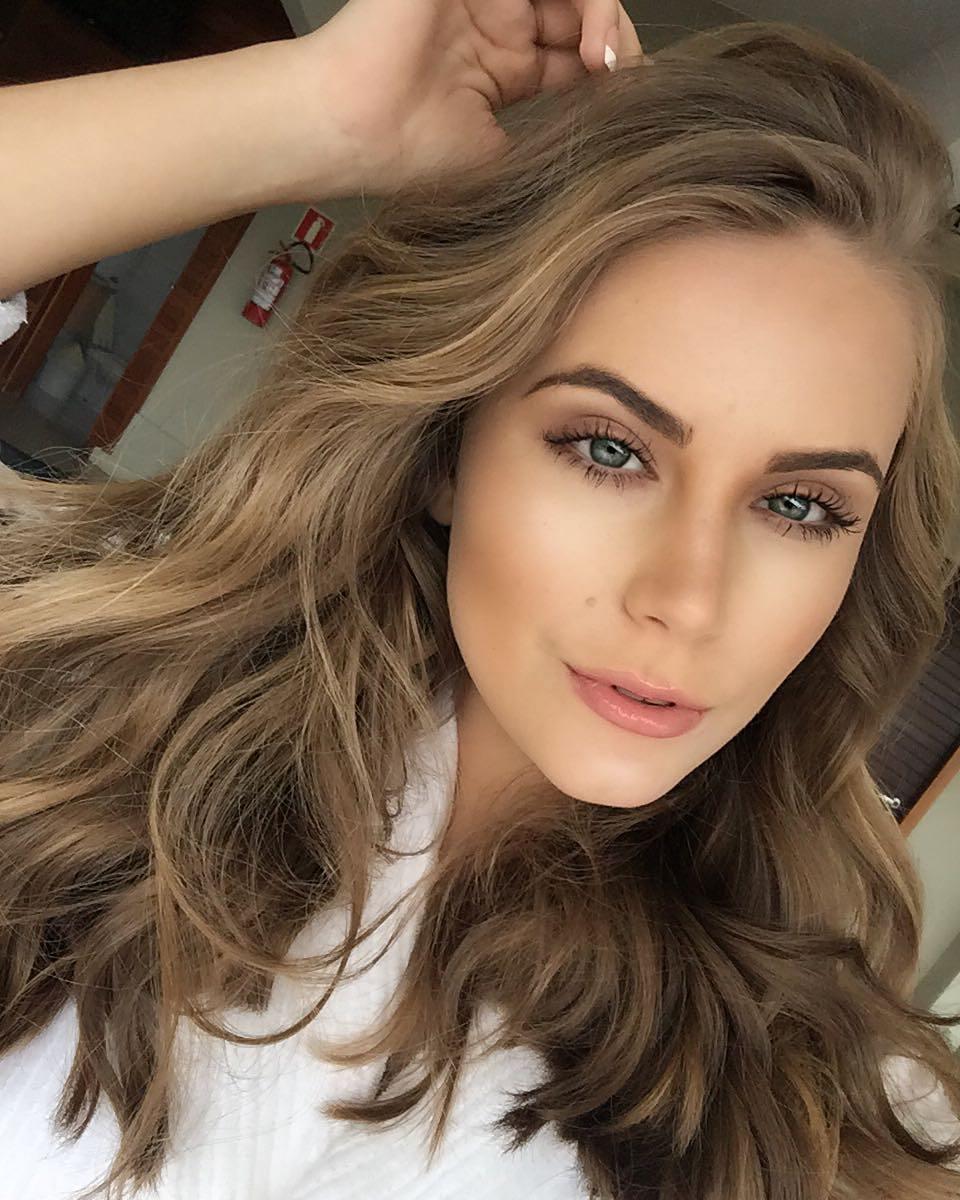 amanda pegoraro , miss brasil de las americas 2019. 18888710