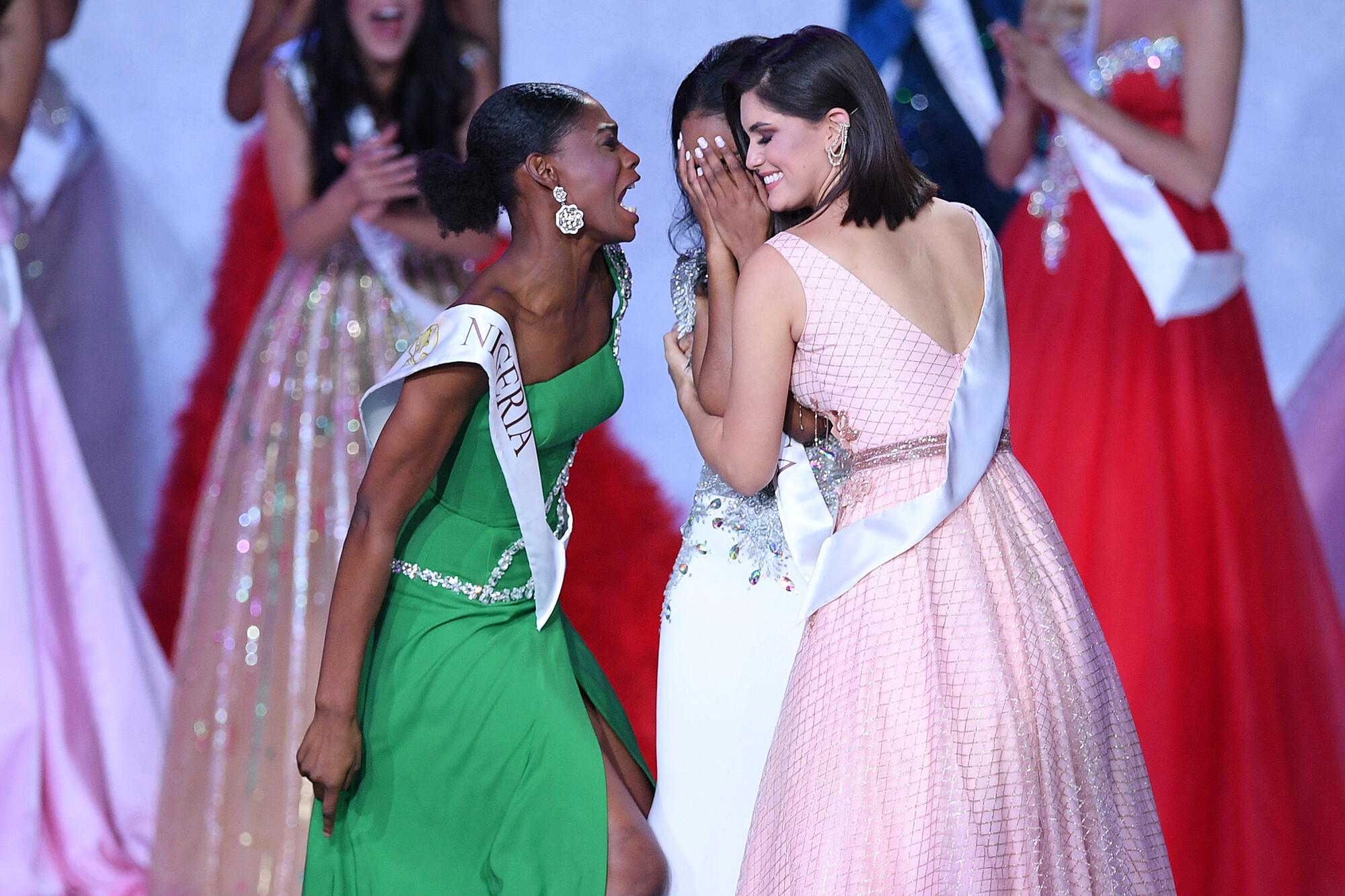 elis miele, top 5 de miss world 2019. - Página 41 19121510