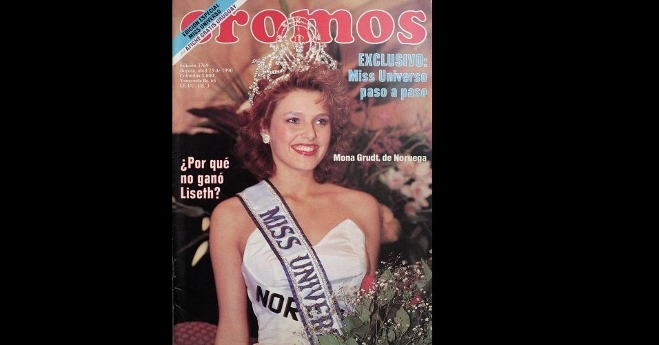 mona grudt, miss universe 1990. - Página 2 1990--10