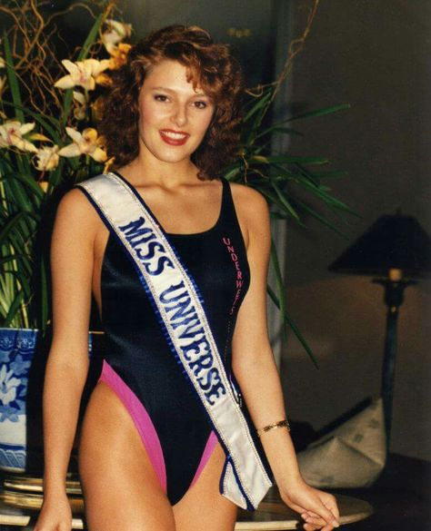 mona grudt, miss universe 1990. 1c301810