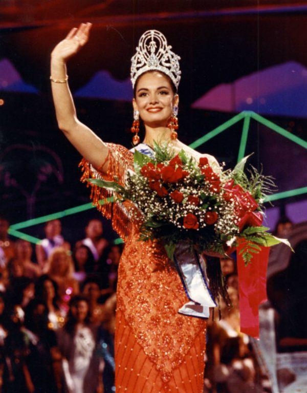 lupita jones, miss universe 1991. 20181010