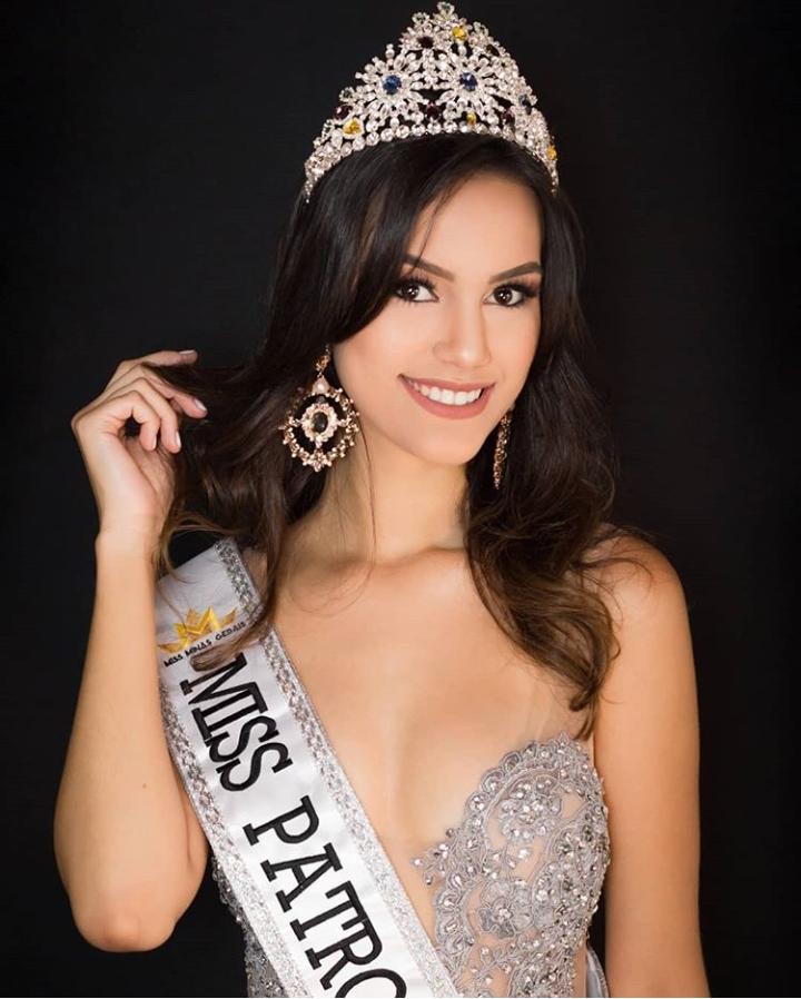 rafaella felipe, top 20 de miss brasil mundo 2019. - Página 2 20181111